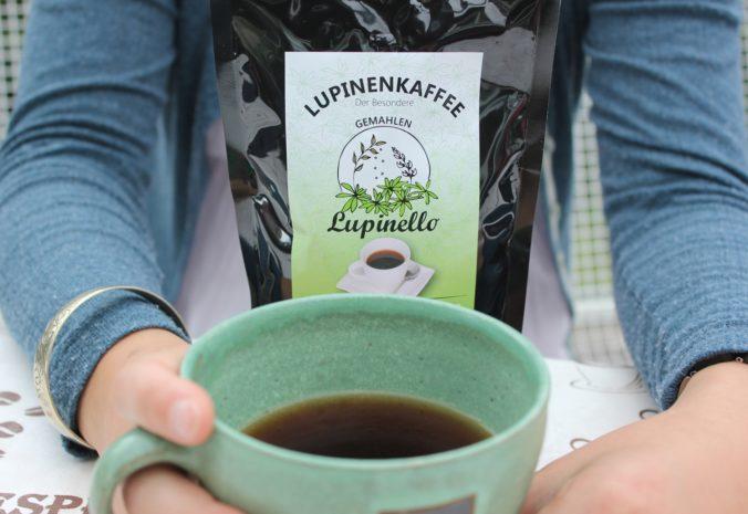 Bioland Lupinenkaffe von der Landwirtin direkt beziehen - das ist Lupinello - Geschäftsidee zur Direktvermarktung