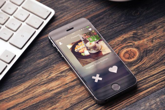 FoodGuide App lässt einen Lebensmittel matchen