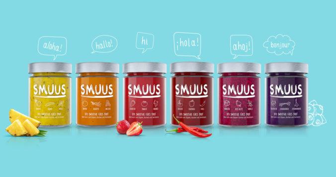 Food StartUp mit Smoothies als Dip, Süßungsmittel und mehr Smoothie statt Marmelade