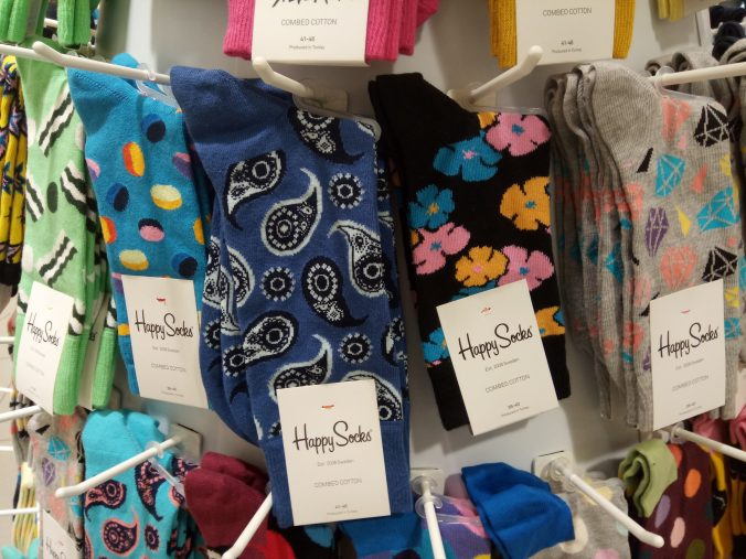 Socken können auch cool sein