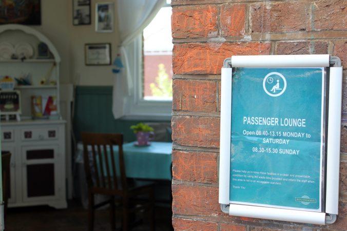 In England ist manches Bahnhofsgebäude schöner als Airbnb