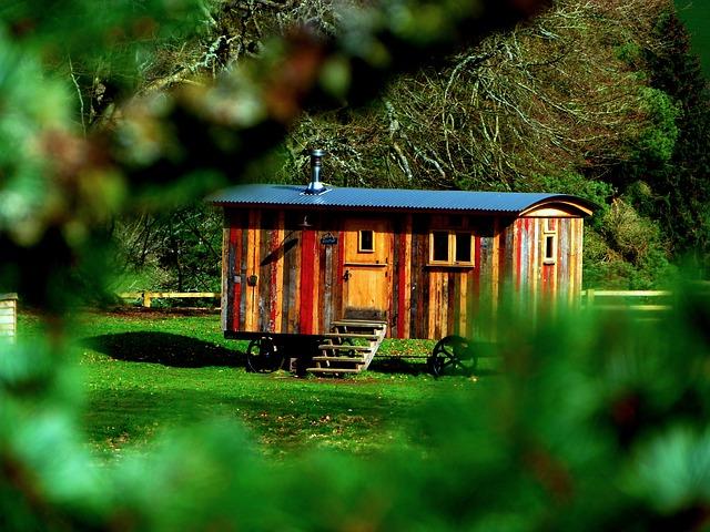 Ein Tiny House eignet sich auch zur Geldanlage